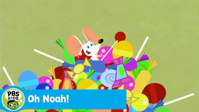 OH NOAH! | Oh Pequeño | PBS KIDS