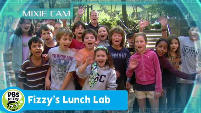 FIZZY'S LUNCH LAB | Mixie Reports: Exercise | PBS KIDS