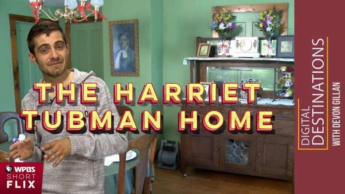 Harriet Tubman Home, Auburn, New York | WPBS Short Flix