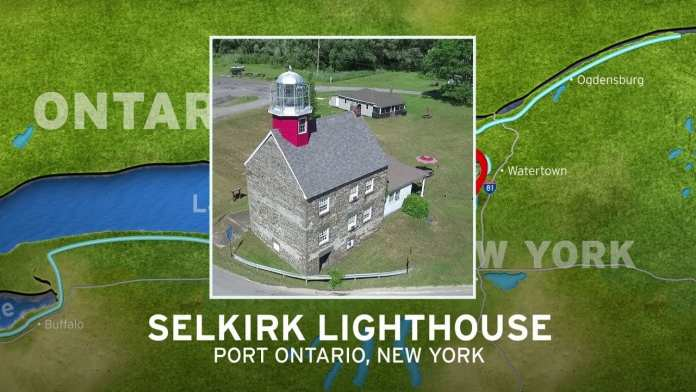 Selkirk Lighthouse | New York's Seaway Lighthouses