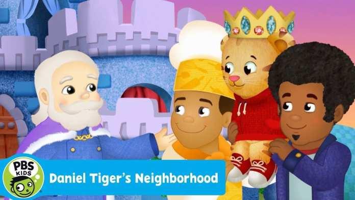 DANIEL TIGER'S NEIGHBORHOOD | King Daniel for the Day Premieres Monday, 9/4 on PBS KIDS! | PBS KIDS