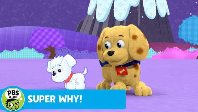 SUPER WHY! | Woofster Saves the Puppy | PBS KIDS