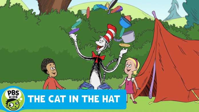 THE CAT IN THE HAT KNOWS A LOT ABOUT THAT   A Great Outdoors Adventure!   PBS KIDS