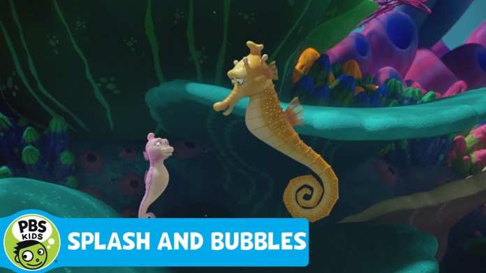 SPLASH AND BUBBLES | My Favorite Girl | PBS KIDS