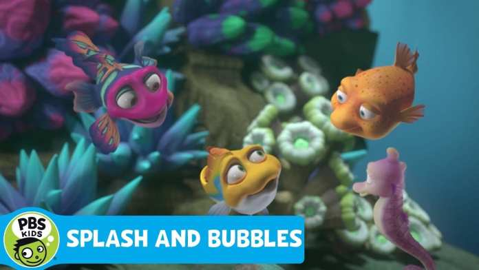 SPLASH AND BUBBLES | Ocean Friend Facts | PBS KIDS