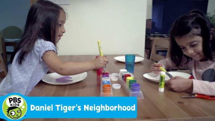 DANIEL TIGER'S NEIGHBHORHOOD | Lara Shares the Googly Eyes | PBS KIDS
