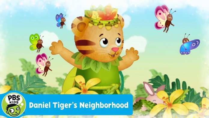DANIEL TIGER'S NEIGHBORHOOD | Daniel, King of Nature | PBS KIDS