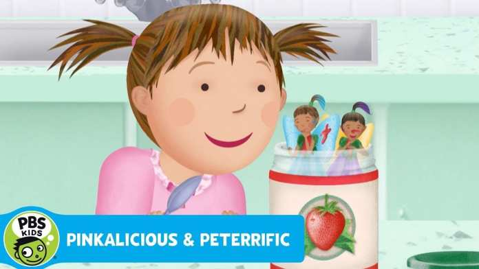 PINKALICIOUS & PETERRIFIC | The Springtime Fairies Move In With the Pinkertons | PBS KIDS