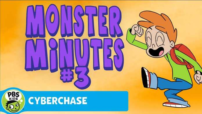 CYBERCHASE | MONSTER MINUTES – CHAPTER #3 | PBS KIDS