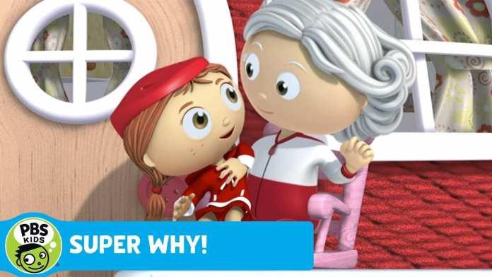 SUPER WHY! | Super Celebrations – Love | PBS KIDS