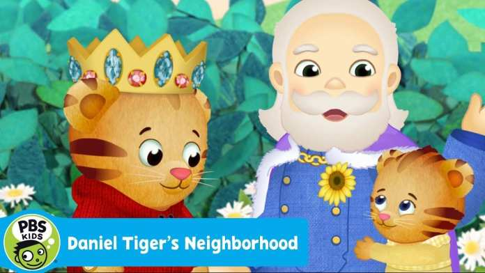 "Daniel Tiger's Neighborhood | ""It's Great to Be Kind"" Song 