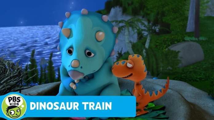 DINOSAUR TRAIN | Tank's Goodnight Song | PBS KIDS