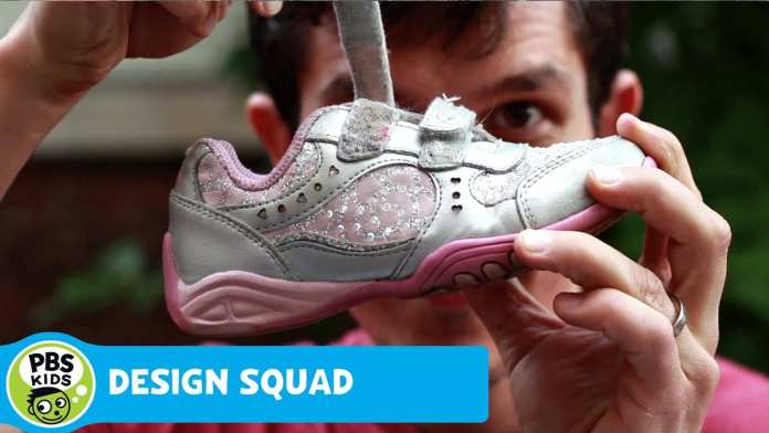 DESIGN SQUAD | Velcro | PBS KIDS