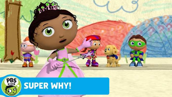 SUPER WHY | Fly in to Whyatt's Comic Book | PBS KIDS