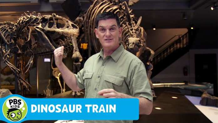 DINOSAUR TRAIN | Dinosaur Discoveries: Predator and Prey | PBS KIDS