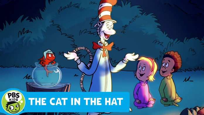 THE CAT IN THE HAT KNOWS A LOT ABOUT THAT | Goodnight, Animals! | PBS KIDS