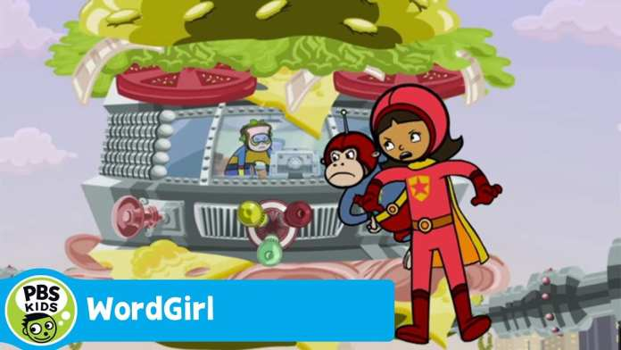 WORDGIRL | Tranquil | PBS KIDS