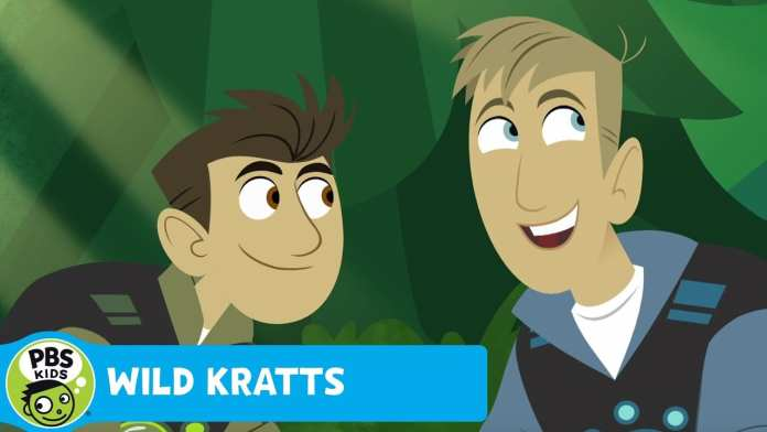 WILD KRATTS | Looking for Bears | PBS KIDS