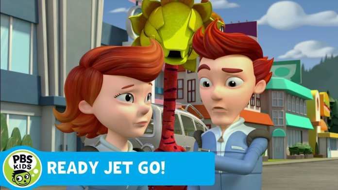 READY JET GO! | Chasing the Plant | PBS KIDS