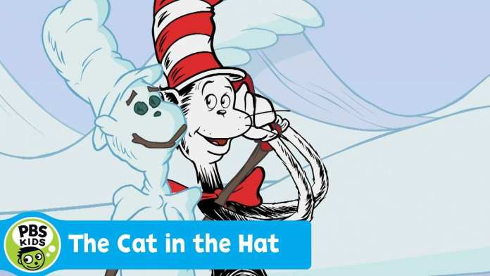 THE CAT IN THE HAT KNOWS A LOT ABOUT THAT | Ice Skating | PBS KIDS