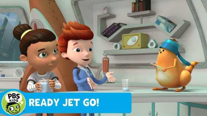 READY JET GO! | Sound Collage | PBS KIDS