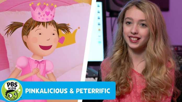 PINKALICIOUS & PETERRIFIC | Go Behind the Scenes with the Voice of Pinkalicious! | PBS KIDS