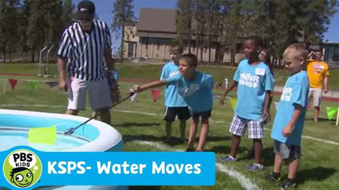 KART KINGDOM | Water Moves- KSPS Event | PBS KIDS