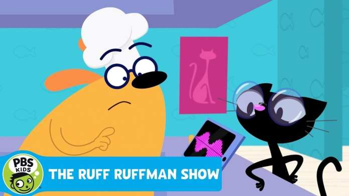 THE RUFF RUFFMAN SHOW | The Cook-off Part 3: Duck, Duck, Egg! | PBS KIDS
