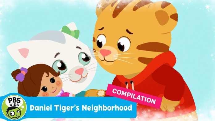 DANIEL TIGER'S NEIGHBORHOOD | Daniel's Feeling Songs | PBS KIDS