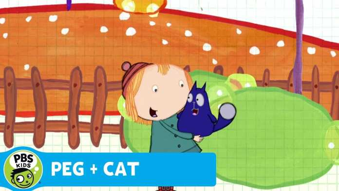 PEG + CAT | I Couldn't Love You Any More | PBS KIDS