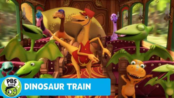 DINOSAUR TRAIN | Classic in the Jurassic Song and Dance | PBS KIDS