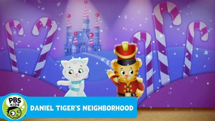DANIEL TIGER'S NEIGHBORHOOD | Daniel Performs the Nutcracker | PBS KIDS
