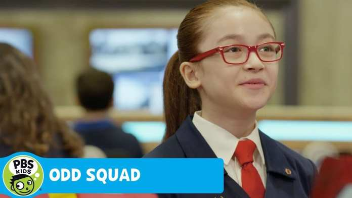 ODD SQUAD | Two Agents Named Olympia | PBS KIDS