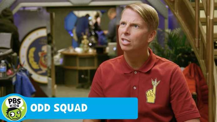 ODD SQUAD | Jack McBrayer as Weird Tom | PBS KIDS ‪#‎OddSquadMovie‬