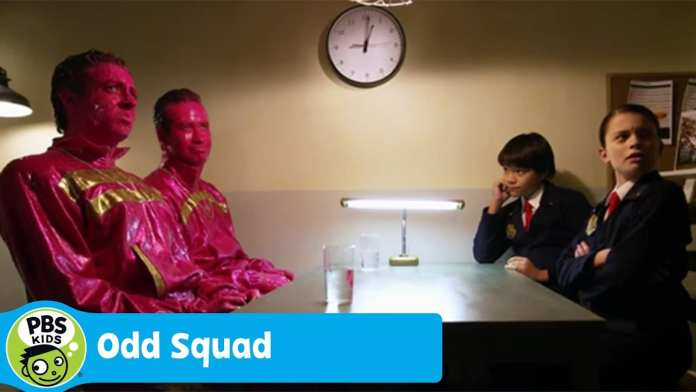 ODD SQUAD | Gooey Randall and Goopy Gus | PBS KIDS