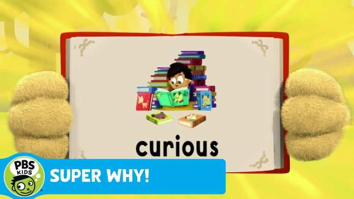SUPER WHY! | Woofster Defines Curious | PBS KIDS