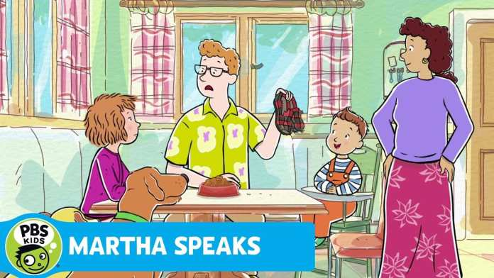 MARTHA SPEAKS | Gotcha–April Fools! | PBS KIDS