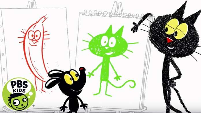 How to Draw Scribbles! | PBS KIDS