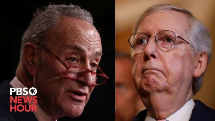 WATCH LIVE: Democratic and Republican senators address reporters at Ohio Clock