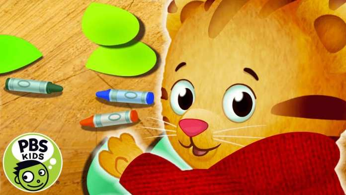 Daniel Tiger's Neighborhood | Drawing Family Trees! | PBS KIDS