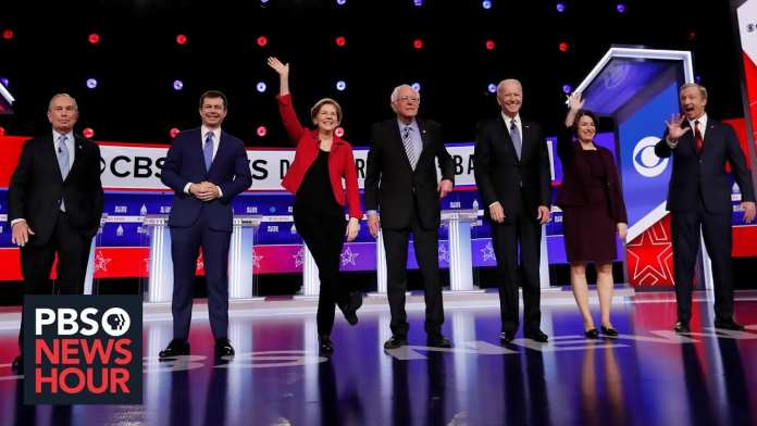 After combative SC debate, 2020 Democrats return to campaign trail