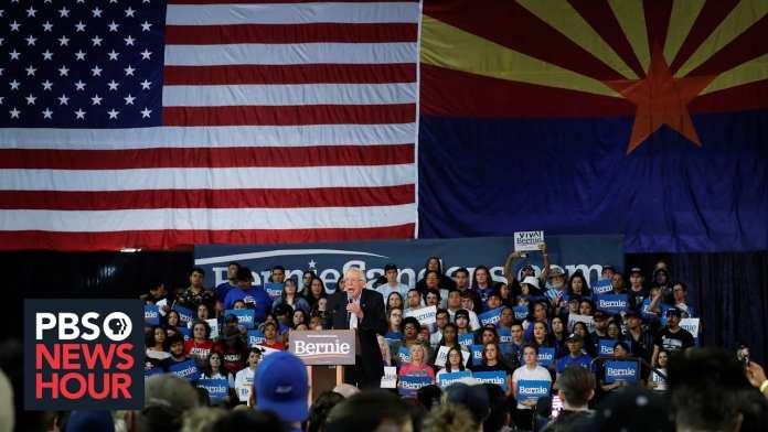 Despite virus fears, Arizona prepares to go to the polls Tuesday