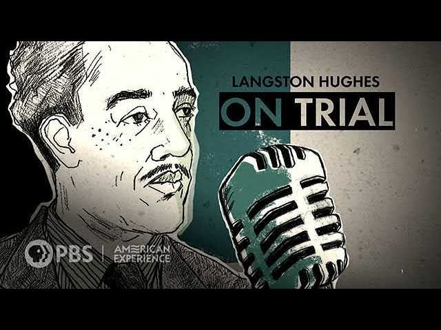 Langston Hughes on Trial | McCarthy | American Experience | PBS