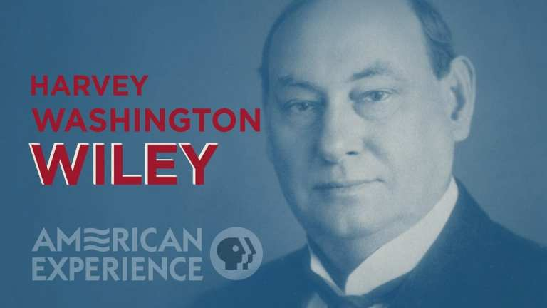 Dr. Harvey Wiley: Father of Pure Food | The Poison Squad | American Experience | PBS