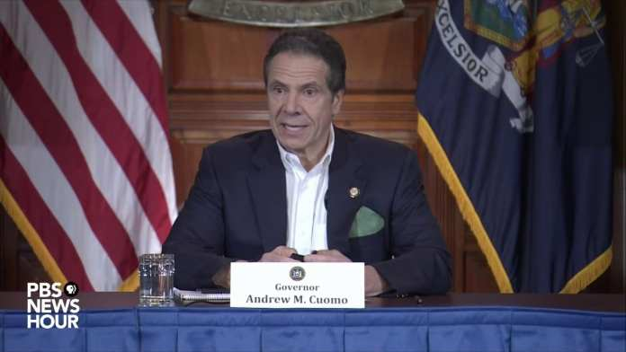 WATCH LIVE: New York Governor Andrew Cuomo gives coronavirus update – March 17, 2020