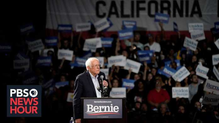 California will award 10 percent of all Democratic delegates. How are voters deciding?