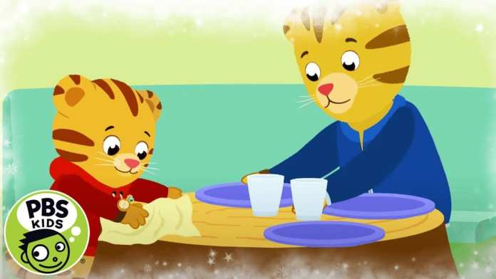 You Can Be a Big Helper in Your Family (SONG) | Daniel Tiger's Neighborhood | PBS KIDS