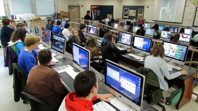 Do recent technological advances benefit educational experiences?