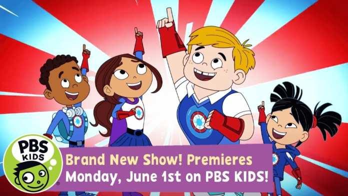 Brand New Show! | Hero Elementary | PBS KIDS