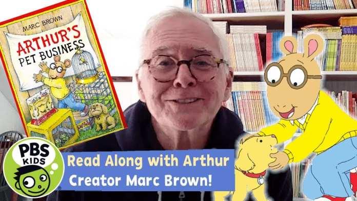Arthur's Pet Business | Arthur READ ALONG! | PBS KIDS